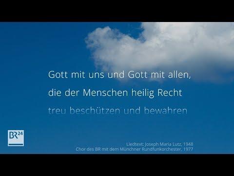 ÖDP fordert: Bayern-Hymne mit 3 Strophen | Vom Chor des ...