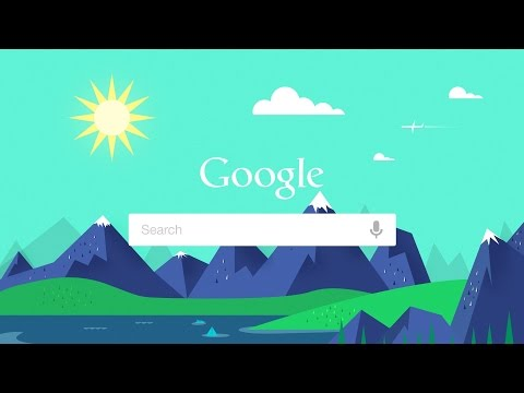 How-to: Make Google Homepage [Time-lapse] HTML & CSS ONLY