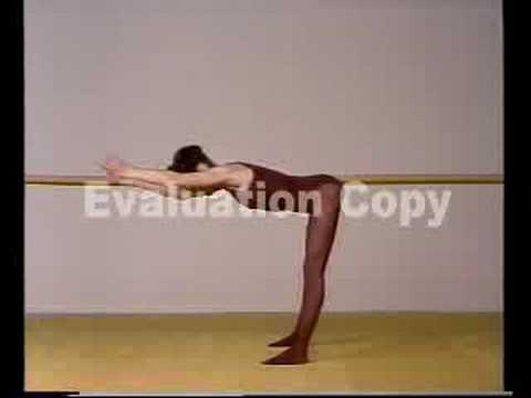 Lotte Berk 1982 Class