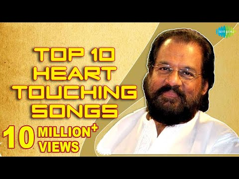 TOP 10 Songs of K.J. Yesudas | Heart Touching collection | Tamil Movie | HD Audio Jukebox
