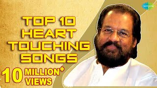 KJ Yesudas Top 10 Heart Touching songs | Tamil Movie Audio Jukebox full download video download mp3 download music download