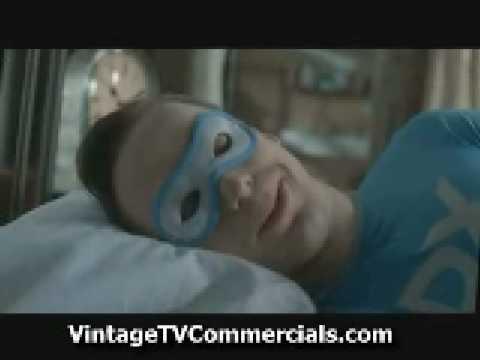 Durex Superhero Condom Commercial