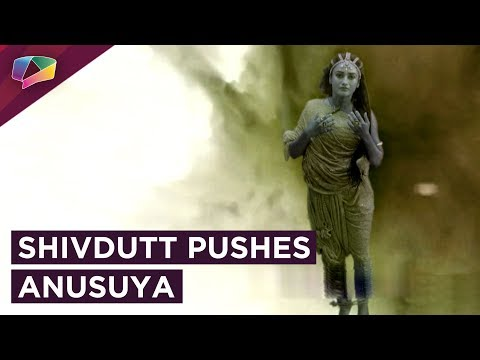 Shivdutt Creates Anusuya's Bad Image | Porus Goe