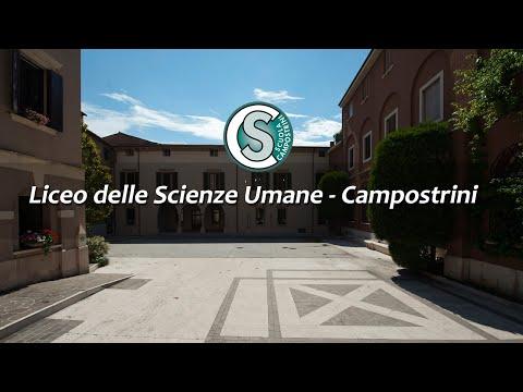Presentazione Liceo della Scienze umane - Campostrini