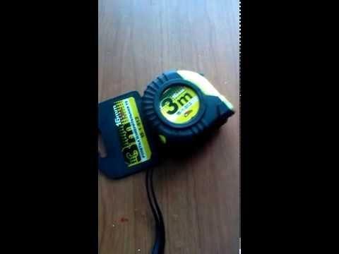 Рулетка hultafors fisco uni-matic um 5м погрешность измерения