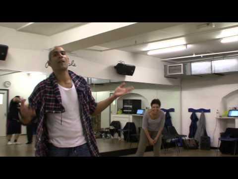 Cuban Fury Dance Training 3