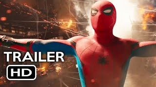 Spider-Man: Homecoming Trailer #2 (2017) Tom Holland Movie HD by Zero Media