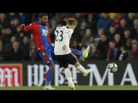 Christian Eriksen Goal Crystal Palace Vs Tottenham 0-1 HD