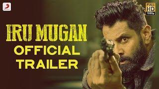 Iru Mugan   Official Trailer   Vikram   Nayanthara   Anand Shankar   Harris Jayaraj