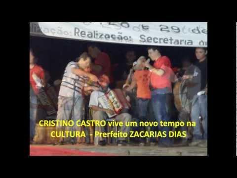 CRISTINO CASTRO cultura