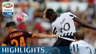 Video Roma - Juventus 2-1 - Highlights - Matchday 2 - Serie A TIM 2015/16 MP3, 3GP, MP4, WEBM, AVI, FLV Februari 2019