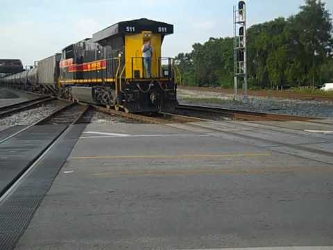 9 Different Railroads, One Place: Day at Blue Island 9-6-09 Part 2