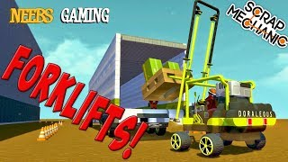 """We designed forklifts and had a product delivery time challenge. It was super great.Scrap Mechanic - Forklift Challenge!Subscribe to Anthony's channel! -https://www.youtube.com/user/CultureShockNetwhttp://www.scrapmechanic.com/#scrapmechanic #axolot► Help Us Get 1,000,000,000 Subscribers!  http://bit.ly/1NOKqlU► Neebs Gaming is powered Xidax PCs, check them out here!     http://mbsy.co/gFZJHOur Patreonhttps://www.patreon.com/neebsgamingTwitch - Every Thursday starting at 8:00 EST          WORLDS GREATEST STREAM►https://Twitch.tv/NeebsgamingSpreadshirt Shop:►https://Hankandjed.Spreadshirt.com/Buy Our Music►http://bit.ly/1LiDPfVSocial Media Sites:►Facebook - https://www.Facebook.com/NeebsGaming►Twitter - https://Twitter.com/NeebsofficialOur Website:► http://www.neebsgaming.netPlaylist:► Battlefield 4 - http://bit.ly/1MMMpFM► Grand Theft Auto 5 - http://bit.ly/1ZOvIPw► Music Videos - http://bit.ly/1W6gkcGMusic:""""Bama Country"""" by Kevin MacLeod""""Enter the Party"""" by Kevin MacLeod""""Notanico Merengue"""" by Kevin MacLeod""""Modern Jazz Samba"""" by Kevin MacLeod""""Peppy Pepe"""" by Kevin MacLeod""""Neebs Gaming Intro"""" - by Hank and Jed © Copyright - Hank and Jed / Hank and Jed (889211211401)""""Wingy Dang-Dang"""" - by Hank and Jed © Copyright - Hank and Jed / Hank and Jed (888174285504)"""