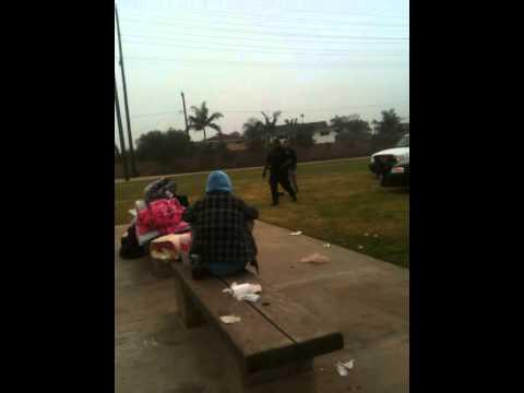 homeless woman jail - Proverbs 31:9-