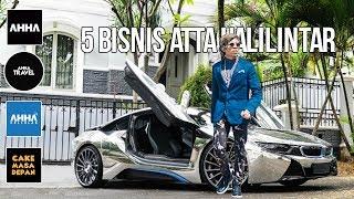 Video Uangnya Mengalir Terus..!! 5 BISNIS SUMBER PENGHASILAN ATTA HALILINTAR SELAIN DARI YOUTUBE MP3, 3GP, MP4, WEBM, AVI, FLV Februari 2019