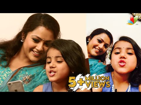 Twinkle-Twinkle-Nainika-Star--Actress-Meenas-Daughter-Interview-Vijays-Theri-Movie-Special
