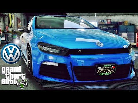 Volkswagen Scirocco Modify tuning !!!