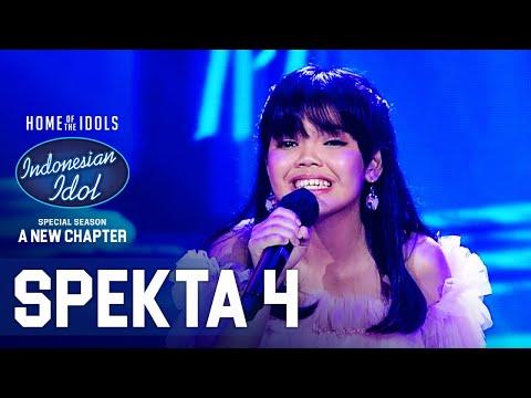 KIRANA - NINGGAL TATU (Didi Kempot) - SPEKTA SHOW TOP 10 - Indonesian Idol 2021