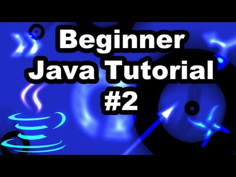 Learn Java Tutorial 1.2- Introduction to Variables
