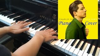 Charlie Puth: Nine Track Mind (Piano Album Cover)