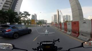 7. Ride in KL Traffic Compilation #2 | CB500x