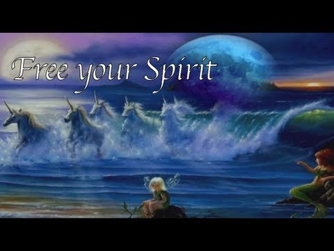 Free your Spirit – Meditation music by Singer Marcome