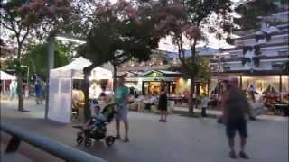 Santa Susana Spain  city photos gallery : Видео: Променад в Санта Сусанне (Santa Susanna, Spain)