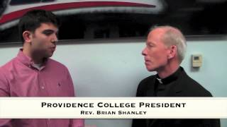 Father Shanley On The New Big East