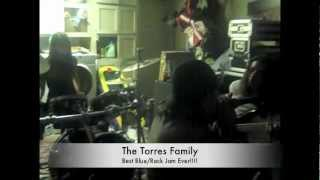 The Torres Family - Best Blues/Rock Jam