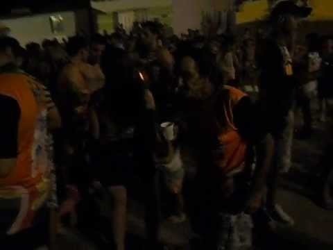 Carnaval 2013 em Areia de Baraunas
