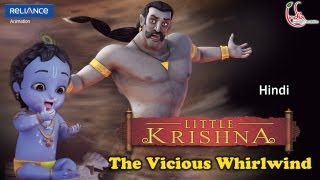 Video Little Krishna Hindi - Episode 12 The Vicious Whirlwind MP3, 3GP, MP4, WEBM, AVI, FLV September 2018