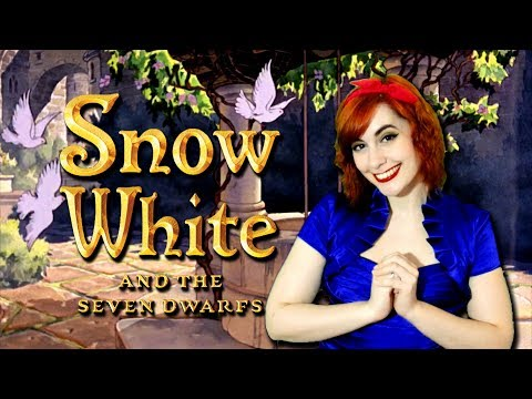 Snow White and The Seven Dwarfs Medley - Cat Rox Cover