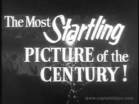 1953 CAT-WOMEN OF THE MOON - Trailer - Sonny Tufts, Marie Windsor