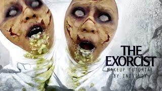 Video Kesurupan Makeup Tutorial | The Exorcist SFX | Inivindy MP3, 3GP, MP4, WEBM, AVI, FLV Oktober 2017