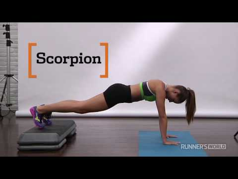Strength Workout: Scorpion