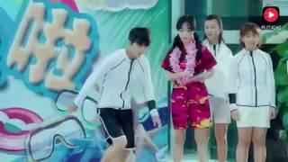 【TFBOYS】ba anh hợp tác nhảy ăn ý ghê ha