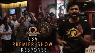 Video #Baahubali2 USA Premier Show Response MP3, 3GP, MP4, WEBM, AVI, FLV April 2018