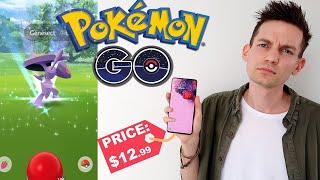 This Pokémon GO Pokémon Costs $12.99... by Unlisted Leaf