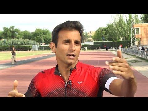 Omar Tayara, entrevista en TriatlonLand.