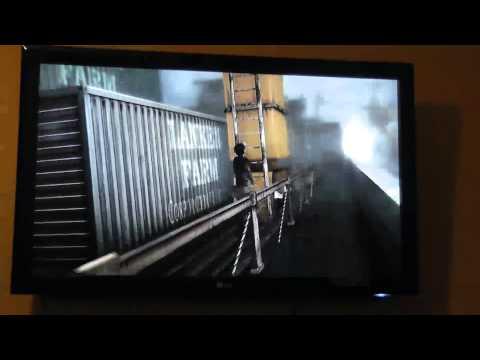 Heavy Rain Glitch (видео)