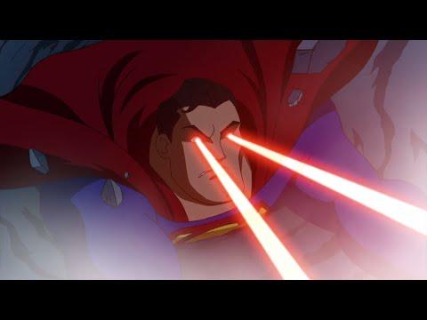 Superman vs. The Elite - Trailer