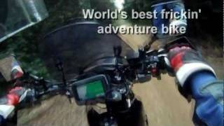 4. ALL HAIL THE WORLD'S BEST BIKE - SUZUKI DR650
