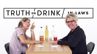 Video In-Laws Play Truth or Drink | Truth or Drink | Cut download in MP3, 3GP, MP4, WEBM, AVI, FLV January 2017