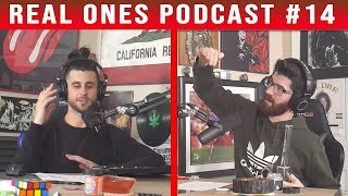 NASA, Comas/Brain Trauma, Super Bowl | REAL ONES PODCAST #14 by The Cannabis Connoisseur Connection 420