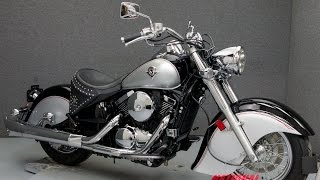 6. 2004  KAWASAKI  VN800 VULCAN 800 DRIFTER  - National Powersports Distributors