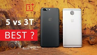 One Plus 5 VS One Plus 3T - with Camera Samples   + Full Comparison (Review)  Which is Best ?  . Like and Share this Video, Subscribe and Support us . .You can follow me and stay updated here :)Other Playlist :HOW TO : https://goo.gl/Waa7FpUNBOXING : https://goo.gl/eCDiY9REVIEWS : https://goo.gl/i16o76COMPARISON : https://goo.gl/aaR9LmCAMERA REVIEW : https://goo.gl/DGWQN5Virtual Reality : https://goo.gl/5mjDCdSmartphone Tips : https://goo.gl/EVqIYJGiveaway :  https://goo.gl/GFKXDm----------------------------------------------------------------------------------------------------Subscribe :  https://www.youtube.com/c/howisitin----------------------------------------------------------------------------------------------------Facebook: https://www.facebook.com/howisit.in ,Twitter: https://www.twitter.com/howisitin , Google plus: https://plus.google.com/+howisitin,InstaGram : https://www.instagram.com/howisitin/