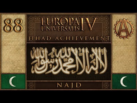 88 - Let's play Europa Universalis IV! We will pursue the achievement