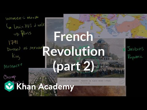 french revolution part 2 from khan academy lessonpaths. Black Bedroom Furniture Sets. Home Design Ideas