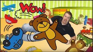Dangerous Toys | English For Children | English For Kids