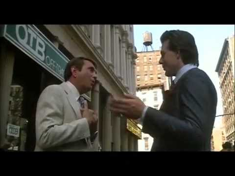 The Pope of Greenwich Village Job offer kick the butt